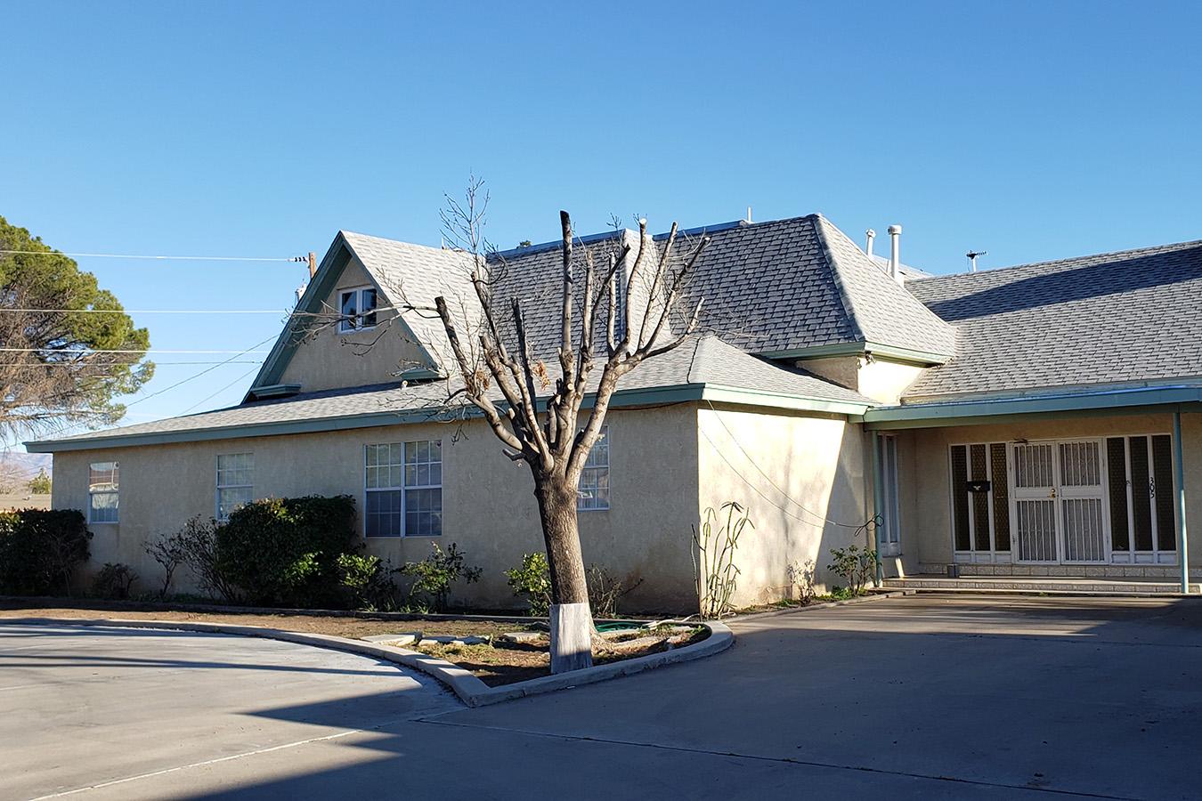 Convento Las Cruces